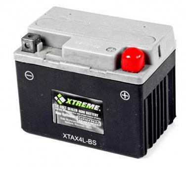 Battery Xtreme AGM Permaseal XTAX-4L-BS