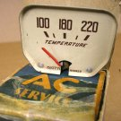1939 Pontiac NOS temperature gauge P# 1510771