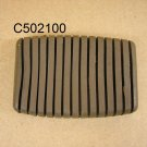 1932 47 Ponitac brake pedal pad brown