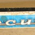 1969 Pontiac Executive NOS front fender emblem