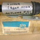1970 Catalina Bonneville 4 door NOS rear door actuator