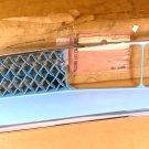 1978 Pontiac Firebird Espirit Left hand grille Blue