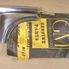 1957 Pontiac all exc Conv NOS W/S reveal molding LH