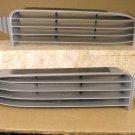 1973 Pontiac Catalina lower grille NOS pair