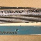 """1966 Pontiac Tempest """"OH Cam 6 """"fender emblem NOS"""