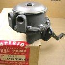 1957 Pontiac all rebuilt fuel pump