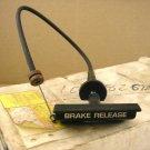1980 1981 Pontiac  Phoenix brake release handle NOS