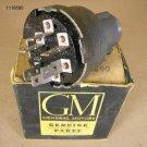 1961 Pontiac Tempest all NOS ignition starter switch