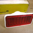 1968 69 Pontiac Wagon rear marker lamp lens NOS