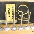 1970 74 Pontiac all 250 NOS Exhaust Valve set of 6