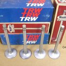 1971 72 Pontiac all 455 2 bc Intake Valve set of 4