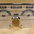 1949 Pontiac Heater Control Steering Column Bracket