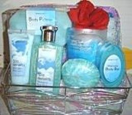 BODY NATURE'S SPA BENEFIT 7 PC BATH SET