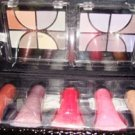 COLORWORKS 24 PC FASHION LIP GLOSS & EYE SHADOW COSMETIC COLLECTION