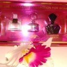 VARIOUS DESIGNERS DELUXE 5 PC WOMEN'S PERFUME COLLECTION GIFT SET