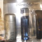 PARIS HILTON 3 PC 3.4 OZ MEN COLOGNE & BODY GIFT SET BY PARIS HILTON