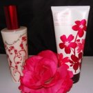 BATH & BODY WORKS 2 PC JAPANESE CHERRY BLOSSOM LOTION SET