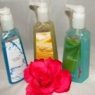 BATH & BODY WORKS 3 PC MIXED DEEP CLEANSING HAND SOAP COLLECTION