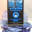 HARAJUKU LOVERS MUSIC .33 OZ WOMEN'S PERFUME FRAGRANCE SPRAY