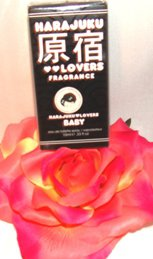 HARAJUKU LOVERS BABY .33 OZ PERFUME FRAGRANCE SPRAY BY GWEN STEFANI