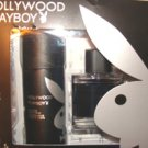 HOLLYWOOD PLAYBOY 2 PC MEN COLOGNE & BODY SET