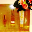 GIORGIO 3 PC 1.7 OZ WOMEN'S PERFUME & BODY GIFT SET W/ MINI PURSE SPRAY