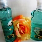 BATH & BODY WORKS COTTON BLOSSOM 3 PC BATH SET
