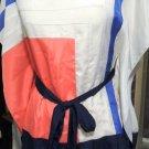 GRACIA SHORT SLEEVE COLOR BLOCK DRESS SIZE SM