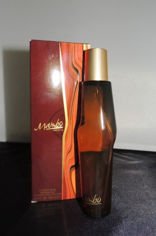 LIZ CLAIBORNE MAMBO MEN'S 3.4 OZ COLOGNE SPRAY