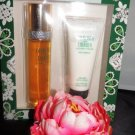 ELIZABETH TAYLOR DIAMOND & EMERALDS 2 PC PERFUME AND BODY GIFT SET