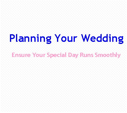 Planniang Your Weeding