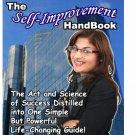 The Sef Improvement Handbook