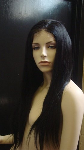 """20"""" Indian Remy Lace Front"""
