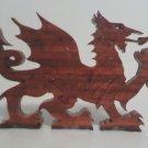 Welsh Dragon Puzzle