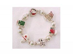 Christmas Stretchy Bracelet