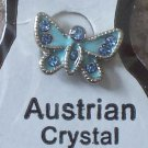 Toe Ring Blue Butterfly Buy2Get1Free