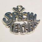 Special Teacher Charm -- CLEARANCE 1/2 OFF