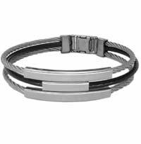 """Stainless Steel Bracelet 8"""""""