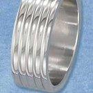 Stainless Steel Corrugated 8mm Band