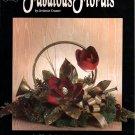 Fabulous Florals, Christmas Arrangements Patterns NEW