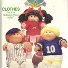 Cabbage Patch Kids Clothes Sports Outfits 6827 NEW