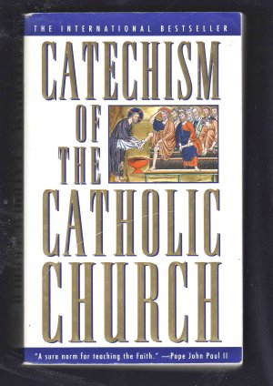 Catechism of the Catholic Church, paperback