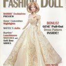 Miller's Fashion Doll, Barbie and Other Fashion Doll Collector Magazine September 1998 OOP