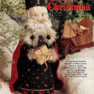 Old World Santa Father Christmas, Plastic Canvas Pattern, New
