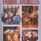 Fabric Baskets Home Décor Pattern Booklet
