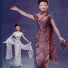 "Gene, Madra Fashion Pattern, Vogue 15 ½"" (39.5cm) doll 7106 NEW"
