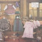 "Back to School Wardrobe for 18"" (45.5 cm) Magic Attic or American Girl dolls, Butterick 5604"