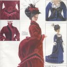 "Barbie 11 ½"" Fashion Doll 1870's Bustled Gowns Vogue Crafts 685 NEW"