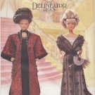 "Barbie 11 ½"" Fashion Doll The Delineator Girls Early 1900's Styled Gowns Butterick 6618 NEW"
