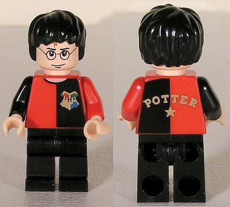 LEGO Harry Potter Minifig